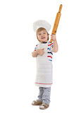 Young cook Stock Photos