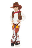 Little boy cowboy Royalty Free Stock Photography