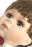 Little Boy Dolly Head Royalty Free Stock Images