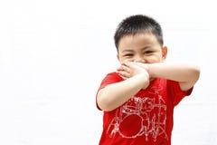 Little Boy feliz Foto de archivo