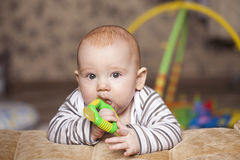Little boy Royalty Free Stock Photos