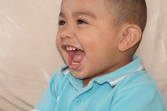 Little boy with happy smile Royalty Free Stock Image