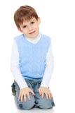 Little Boy hermoso Fotografía de archivo