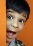 Little Boy indiano fotos de stock