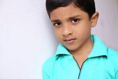 Little Boy indien image libre de droits