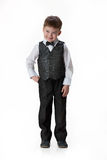 Little Boy In Masquerade Clothing Stock Photos