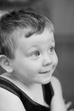 Little Boy mignon photographie stock libre de droits