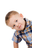 Little boy portrait Royalty Free Stock Photography