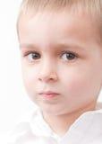 Little boy portrait Royalty Free Stock Photos