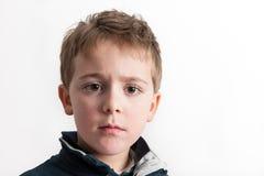 Little Boy Portrait Royalty Free Stock Photography
