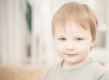 Little boy portrait Royalty Free Stock Photos