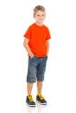 Little boy portrait Royalty Free Stock Image