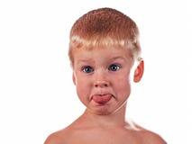 Little boy portrait Royalty Free Stock Images