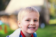 Little boy Royalty Free Stock Photography
