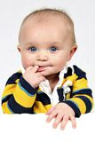 Little Boy pris le plan rapproché Photos stock