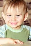 Little boy with smile Stock Images