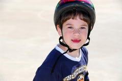 Little boy smile Stock Image