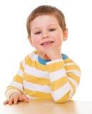 Little boy Royalty Free Stock Image