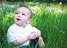 Little Boy sveglio Immagini Stock Libere da Diritti