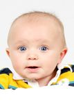 Little Boy taken Closeup Royalty Free Stock Photography