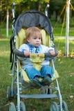 Little boy in the Ukrainian national clothes Stock Photos