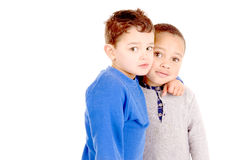 Little boys Royalty Free Stock Photo
