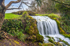 Little Bredy Waterfall Stock Images