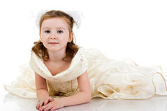 Little Bride Stock Photos