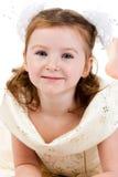 Little bride Stock Image