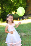 Little bridesmaid Stock Images