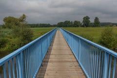 Little bridge Royalty Free Stock Photo