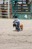 Little Britches Rodeo Royalty Free Stock Photography