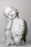 Little Buddha Stock Photography