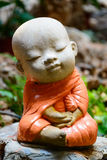 Little Buddha Sculpture Royalty Free Stock Image