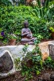 Buda garden Stock Photo