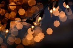 Little bulb light Stock Photo