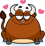 Little Bull in Love Royalty Free Stock Photo
