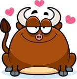 Little Bull in Love Royalty Free Stock Photo