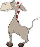 The little burro. Cartoon Stock Photos