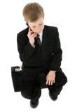 Little Businessman Royalty Free Stock Photo