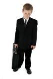 Little Businessman Royalty Free Stock Photos