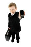 Little Businessman Stock Photos