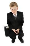 Little Businessman Stock Photography
