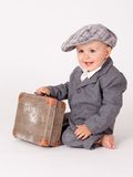 Little businessman Stock Photography