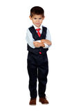 Little businessman Royalty Free Stock Photo