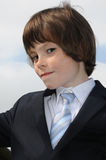 Little businessman Stock Photos