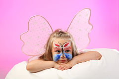Little butterfly Stock Photography