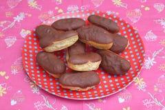Little cakes Stock Photos