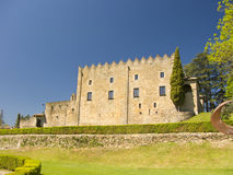 Little castle royalty free stock photography