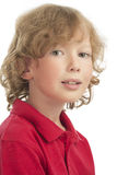 Little caucasian boy Royalty Free Stock Photo
